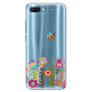 Plastové pouzdro iSaprio Včelka Pája 01 na mobil Honor 10