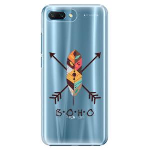 Plastové pouzdro iSaprio BOHO na mobil Honor 10