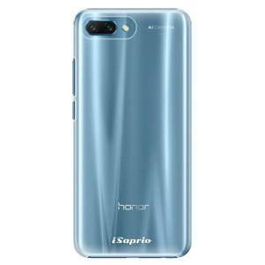 Plastové pouzdro iSaprio 4Pure mléčné bez potisku na mobil Honor 10