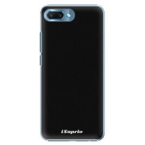 Plastové pouzdro iSaprio 4Pure černé na mobil Honor 10