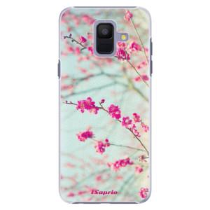 Plastové pouzdro iSaprio Blossom 01 na mobil Samsung Galaxy A6