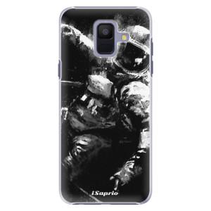 Plastové pouzdro iSaprio Astronaut 02 na mobil Samsung Galaxy A6