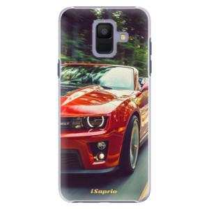 Plastové pouzdro iSaprio Chevrolet 02 na mobil Samsung Galaxy A6