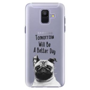 Plastové pouzdro iSaprio Better Day 01 na mobil Samsung Galaxy A6