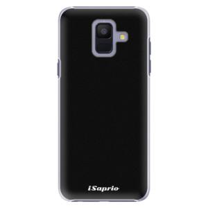 Plastové pouzdro iSaprio 4Pure černé na mobil Samsung Galaxy A6