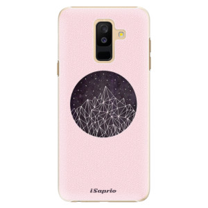 Plastové pouzdro iSaprio Hora 10 na mobil Samsung Galaxy A6 Plus