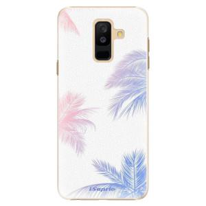 Plastové pouzdro iSaprio Palmy 10 na mobil Samsung Galaxy A6 Plus