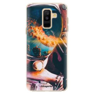 Plastové pouzdro iSaprio Astronaut 01 na mobil Samsung Galaxy A6 Plus