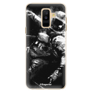 Plastové pouzdro iSaprio Astronaut 02 na mobil Samsung Galaxy A6 Plus