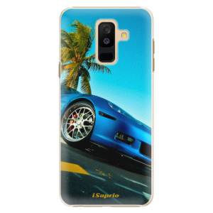 Plastové pouzdro iSaprio Kára 10 na mobil Samsung Galaxy A6 Plus