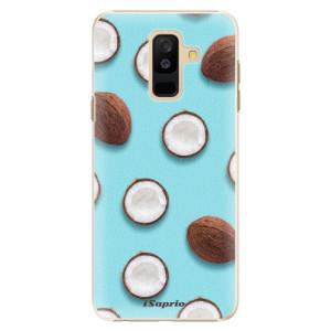 Plastové pouzdro iSaprio Kokos 01 na mobil Samsung Galaxy A6 Plus