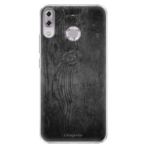 Plastové pouzdro iSaprio Black Wood 13 na mobil Asus ZenFone 5 ZE620KL