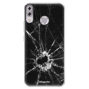 Plastové pouzdro iSaprio Broken Glass 10 na mobil Asus ZenFone 5 ZE620KL