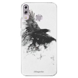 Plastové pouzdro iSaprio Havran 01 na mobil Asus ZenFone 5 ZE620KL