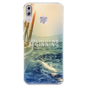 Plastové pouzdro iSaprio Beginning na mobil Asus ZenFone 5 ZE620KL