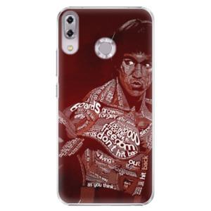 Plastové pouzdro iSaprio Bruce Lee na mobil Asus ZenFone 5 ZE620KL