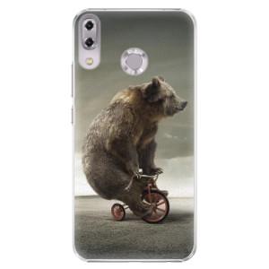 Plastové pouzdro iSaprio Medvěd 01 na mobil Asus ZenFone 5 ZE620KL