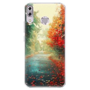 Plastové pouzdro iSaprio Podzim 03 na mobil Asus ZenFone 5 ZE620KL