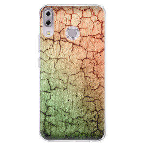 Plastové pouzdro iSaprio Rozpraskaná Zeď 01 na mobil Asus ZenFone 5 ZE620KL