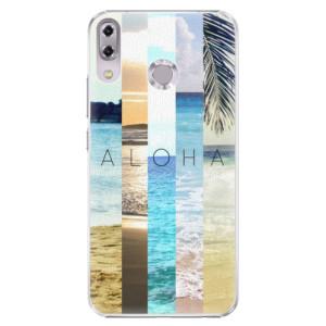 Plastové pouzdro iSaprio Aloha 02 na mobil Asus ZenFone 5 ZE620KL