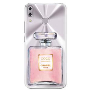 Plastové pouzdro iSaprio Chanel Rose na mobil Asus ZenFone 5 ZE620KL
