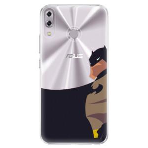 Plastové pouzdro iSaprio BaT Komiks na mobil Asus ZenFone 5 ZE620KL