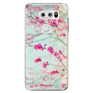 Plastové pouzdro iSaprio Blossom 01 na mobil LG V30