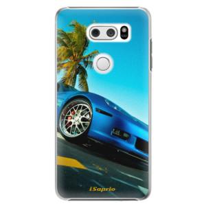 Plastové pouzdro iSaprio Kára 10 na mobil LG V30