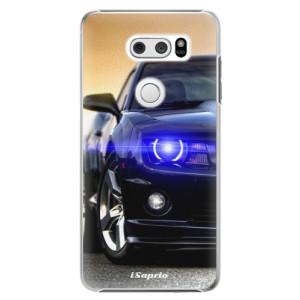 Plastové pouzdro iSaprio Chevrolet 01 na mobil LG V30