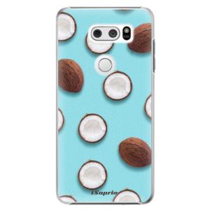 Plastové pouzdro iSaprio Kokos 01 na mobil LG V30