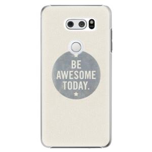 Plastové pouzdro iSaprio Awesome 02 na mobil LG V30