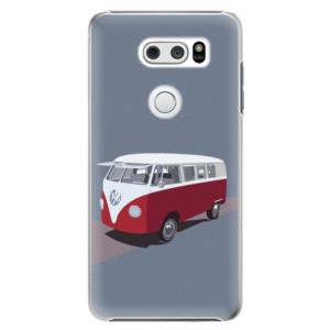 Plastové pouzdro iSaprio VW Bus na mobil LG V30