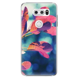 Plastové pouzdro iSaprio Podzim 01 na mobil LG V30