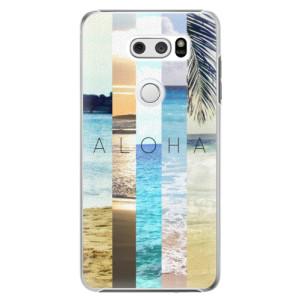 Plastové pouzdro iSaprio Aloha 02 na mobil LG V30