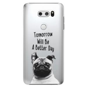 Plastové pouzdro iSaprio Better Day 01 na mobil LG V30