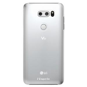 Plastové pouzdro iSaprio 4Pure mléčné bez potisku na mobil LG V30