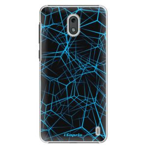 Plastové pouzdro iSaprio Abstract Outlines 12 na mobil Nokia 2