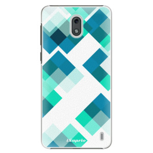 Plastové pouzdro iSaprio Abstract Squares 11 na mobil Nokia 2