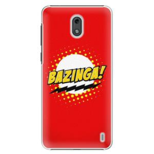 Plastové pouzdro iSaprio Bazinga 01 na mobil Nokia 2