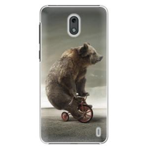Plastové pouzdro iSaprio Medvěd 01 na mobil Nokia 2