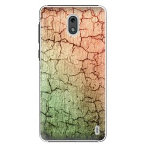 Plastové pouzdro iSaprio Rozpraskaná Zeď 01 na mobil Nokia 2