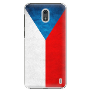 Plastové pouzdro iSaprio Česká Vlajka na mobil Nokia 2