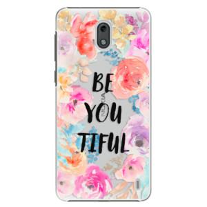 Plastové pouzdro iSaprio BeYouTiful na mobil Nokia 2