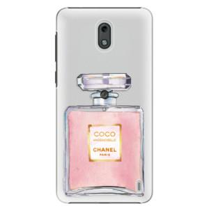 Plastové pouzdro iSaprio Chanel Rose na mobil Nokia 2