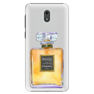 Plastové pouzdro iSaprio Chanel Gold na mobil Nokia 2