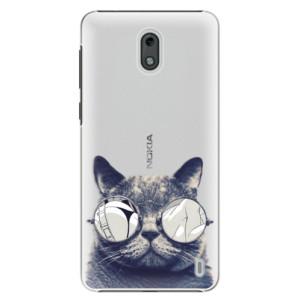 Plastové pouzdro iSaprio Šílená Číča 01 na mobil Nokia 2