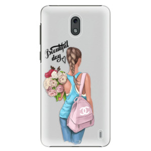 Plastové pouzdro iSaprio Beautiful Day na mobil Nokia 2