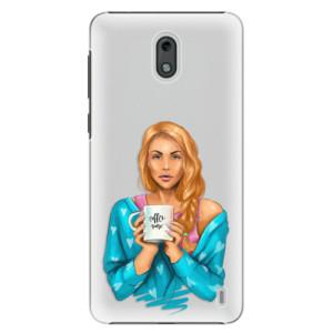Plastové pouzdro iSaprio Coffee Now Zrzka na mobil Nokia 2