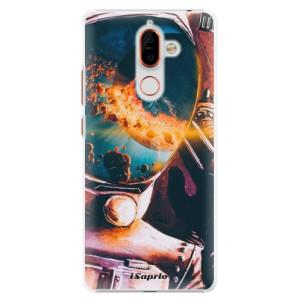 Plastové pouzdro iSaprio Astronaut 01 na mobil Nokia 7 Plus