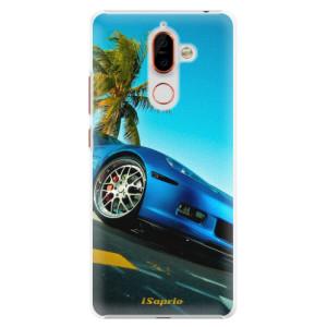 Plastové pouzdro iSaprio Kára 10 na mobil Nokia 7 Plus